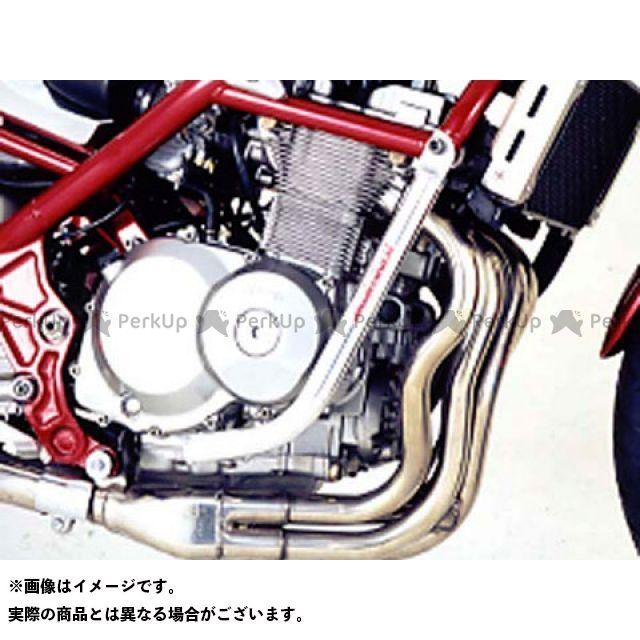 ゴールドメタル バンディット400 エンジンガード スラッシュガード スタンダードタイプ パープル