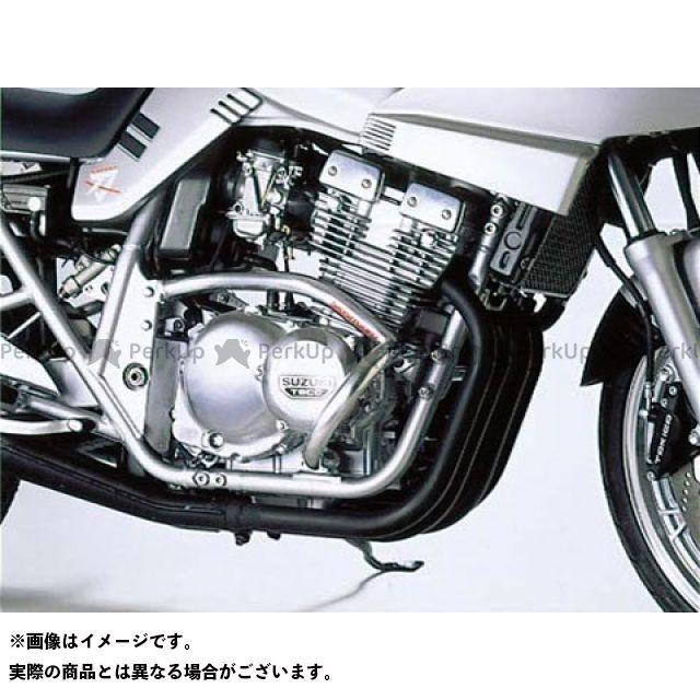 ゴールドメダル GSX400Sカタナ スラッシュガード サブフレームタイプ カラー:バフ仕上げ GOLD MEDAL