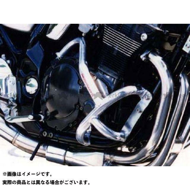 ゴールドメダル イナズマ400 スラッシュガード サブフレームタイプ カラー:ブラック GOLD MEDAL