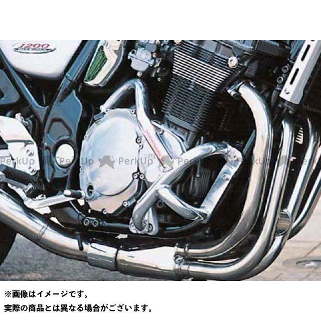 ゴールドメダル GSF1200 イナズマ1200 スラッシュガード サブフレームタイプ カラー:バフ仕上げ GOLD MEDAL