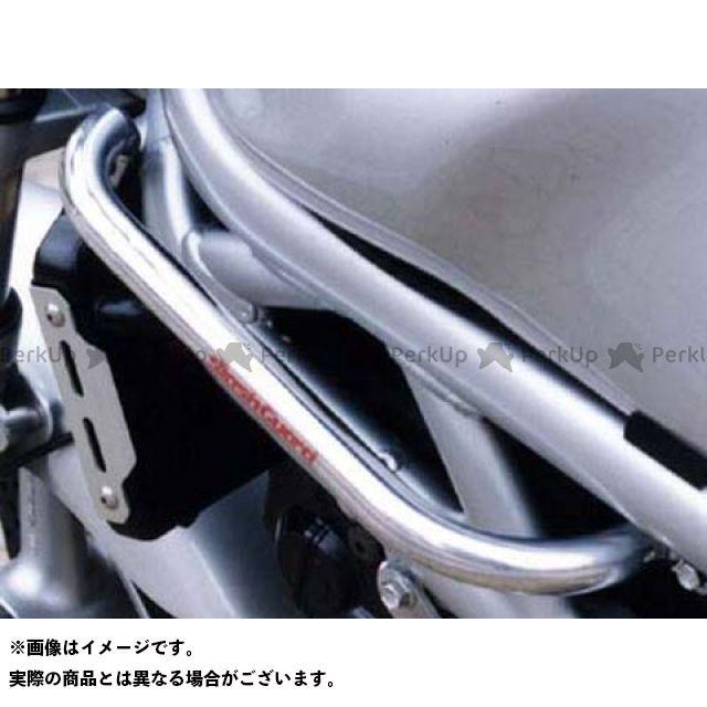 ゴールドメダル SV400 SV650 スラッシュガード フレーム カラー:バフ仕上げ GOLD MEDAL