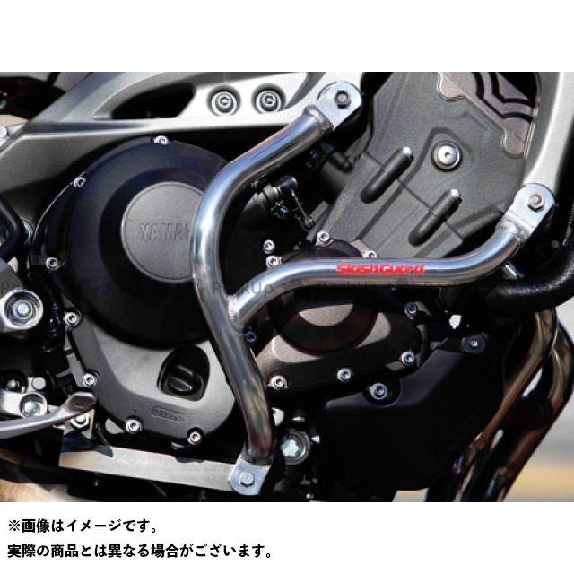 ゴールドメダル MT-09 トレーサー900・MT-09トレーサー スラッシュガード カラー:レッド GOLD MEDAL