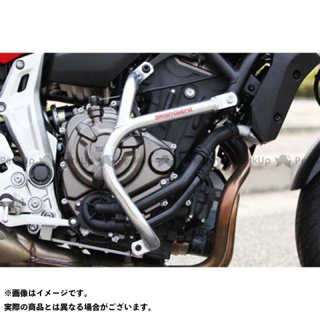 ゴールドメダル MT-07 スラッシュガード カラー:ブラック GOLD MEDAL