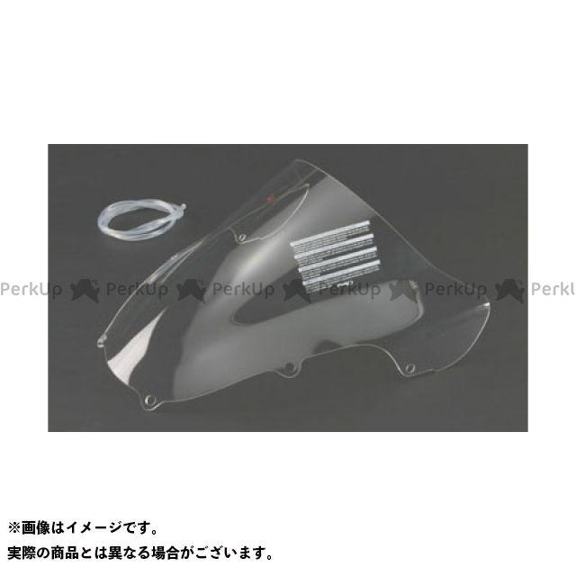 プーチ GSX-R1000 GSX-R600 GSX-R750 レーシングスクリーン カラー:ダークスモーク Puig