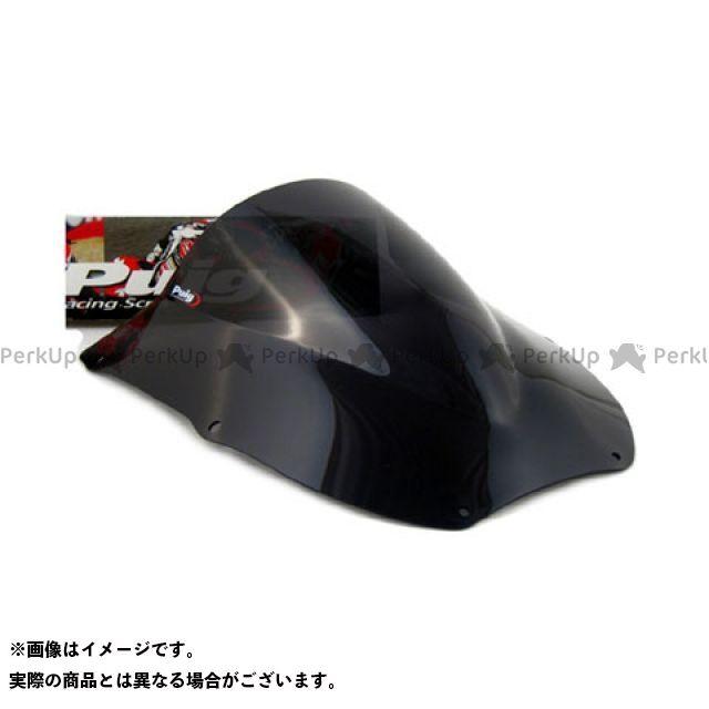 【エントリーで最大P21倍】プーチ YZF1000R サンダーエース レーシングスクリーン カラー:スモーク Puig