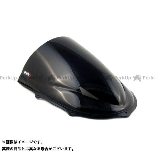 プーチ RS125 RS50 レーシングスクリーン カラー:ブラック Puig