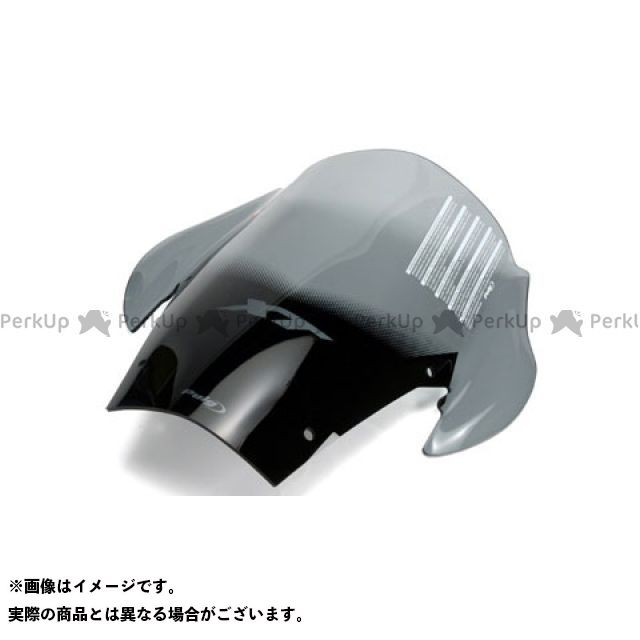 プーチ XT660R XT660X ツーリングスクリーン カラー:ダークスモーク Puig