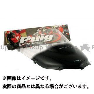プーチ Z750S レーシングスクリーン カラー:クリア Puig
