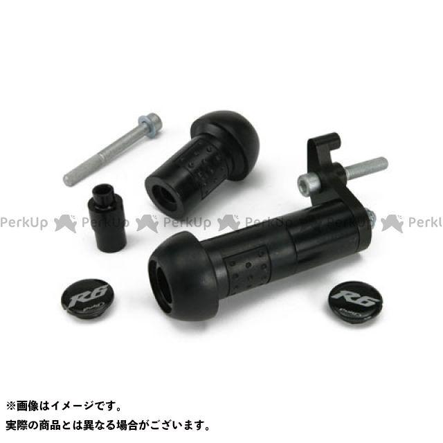 プーチ YZF-R6 クラッシュパッド R-TYPE カラー:ブラック Puig