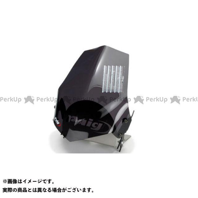 プーチ GSR400 GSR600 ニュージェネレーションスクリーン ダークスモーク Puig