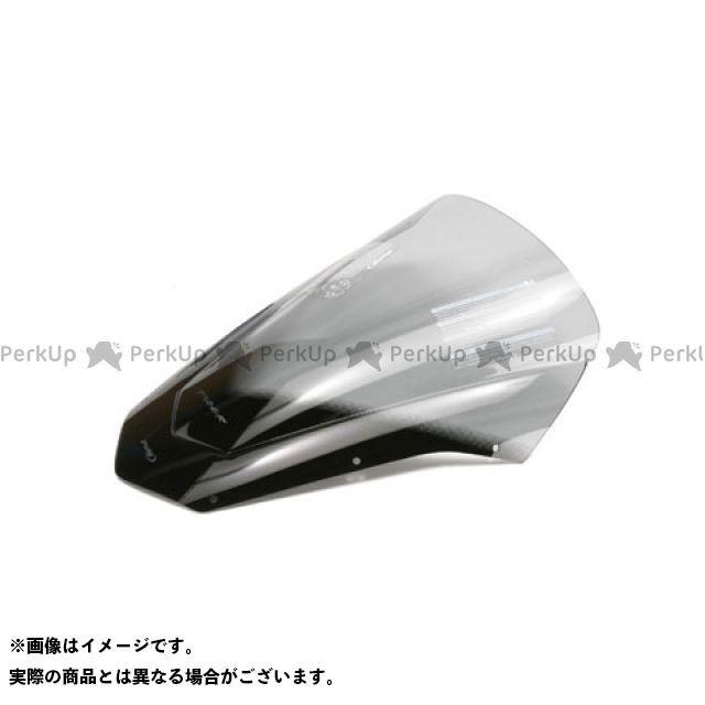プーチ FZ6フェザーS2 レーシングスクリーン カラー:ブラック Puig