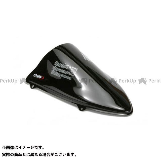 プーチ ニンジャ250R レーシングスクリーン カラー:ブラック Puig