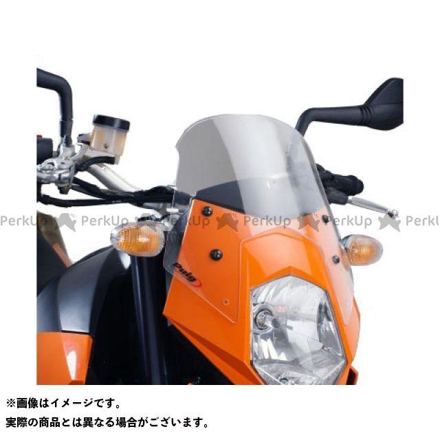 【無料雑誌付き】プーチ 950スーパーモト ニュージェネレーションスクリーン カラー:スモーク Puig