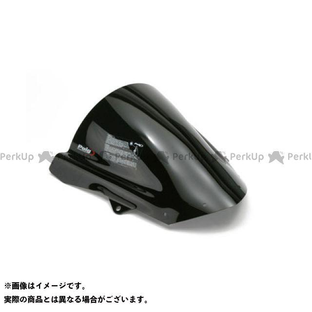 プーチ ニンジャZX-6R レーシングスクリーン カラー:ブラック Puig
