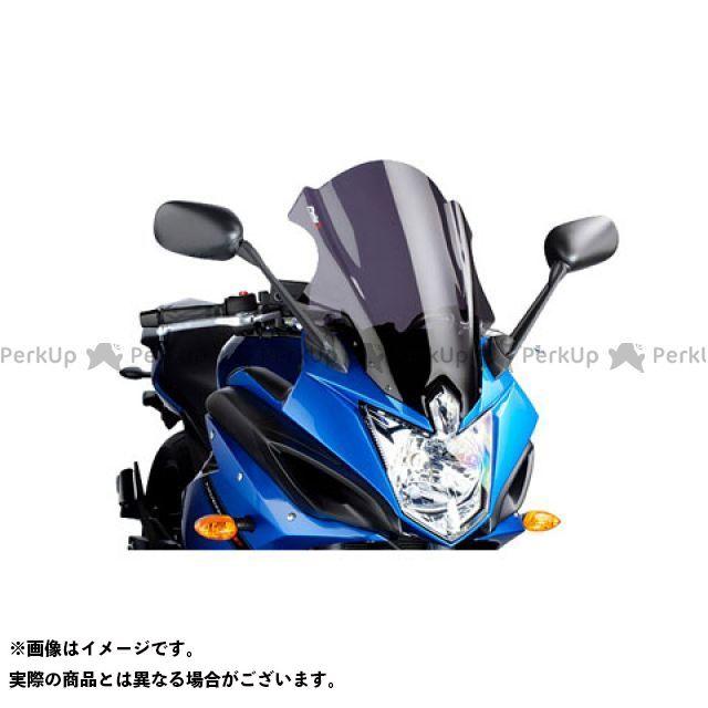 プーチ XJ6ディバージョンF ツーリングスクリーン カラー:ダークスモーク Puig
