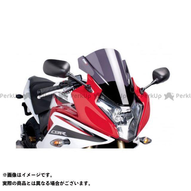 プーチ CBR600F レーシングスクリーン カラー:ブラック Puig