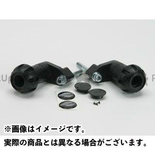 プーチ RSV4ファクトリー スライダー類 クラッシュパッド R-TYPE ブラック