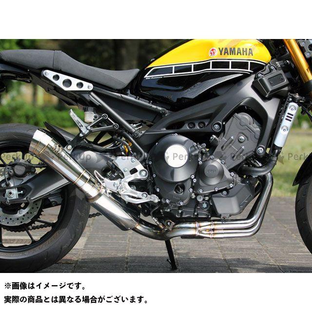 SP忠男 XSR900 マフラー本体 POWERBOX FULL