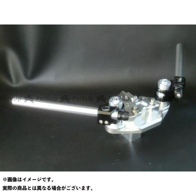 ハンター ジャイロX ジャイロX用 アルミセパレートハンドルキット Hunter