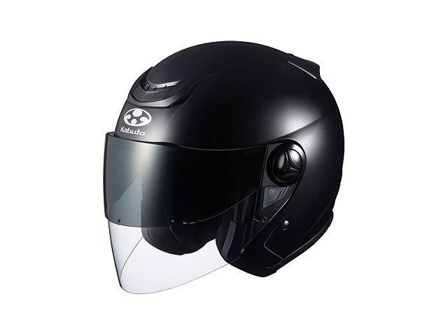 送料無料 OGK KABUTO オージーケーカブト ジェットヘルメット AFFID-J(アフィード・ジェイ) フラットブラック M/57-58cm