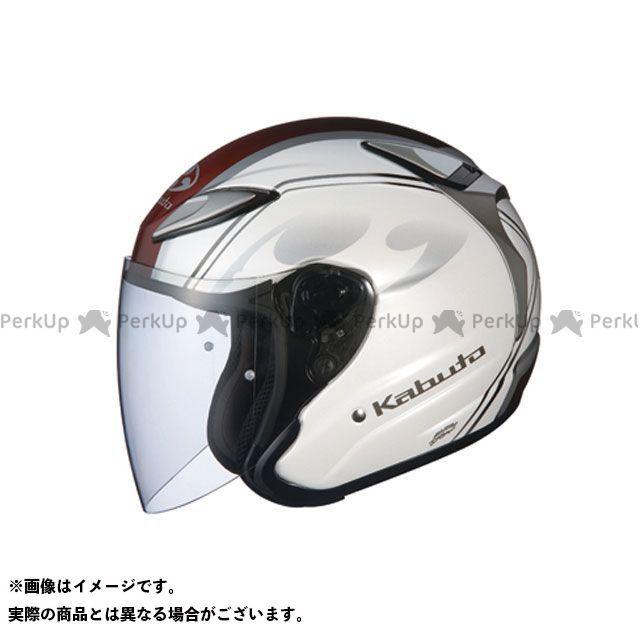 送料無料 OGK KABUTO オージーケーカブト ジェットヘルメット AVAND-II CITTA(アヴァンド・ツー チッタ) パールホワイト L/59-60cm未満