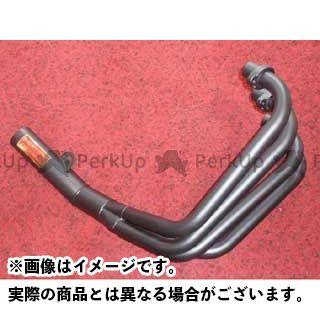 ミスティ Z1・900スーパー4 Z2・750ロードスター 金太郎マフラー(ブラック) MISTY