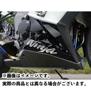 ノジマ ニンジャ1000・Z1000SX アンダーカウル 材質:カーボン平織 NOJIMA