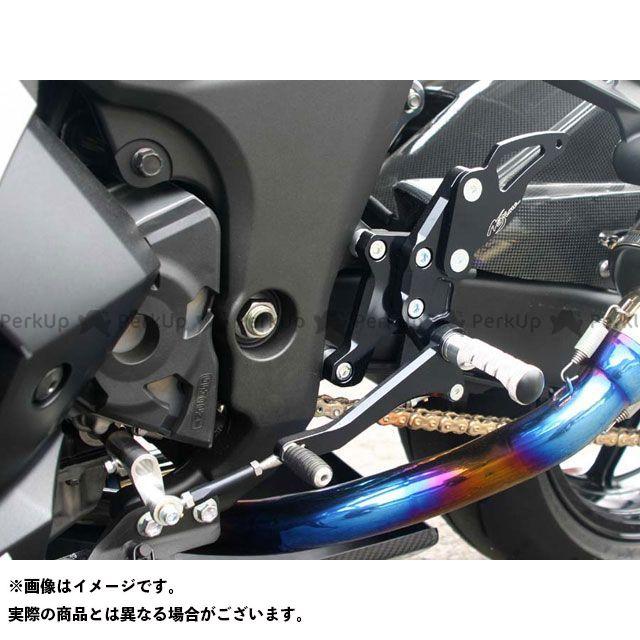 【エントリーで更にP5倍】ノジマ ニンジャ1000・Z1000SX バックステップ 4ポジション NOJIMA