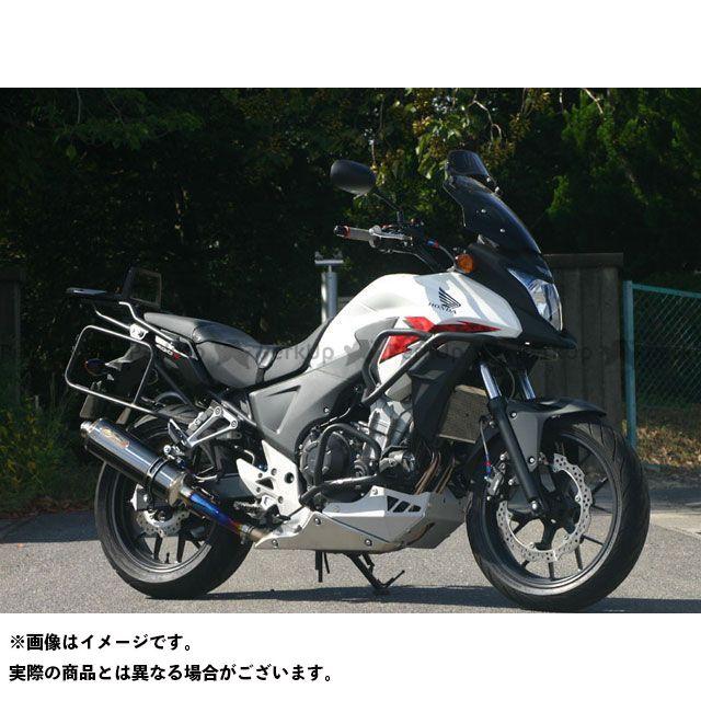 ノジマ 400X CB400F CBR400R DLC-TITAN S/O