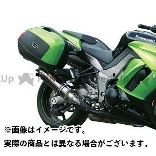 ノジマ ニンジャ1000・Z1000SX Z1000 マフラー本体 FASARM GT DLC-TITAN S/O ローマウント
