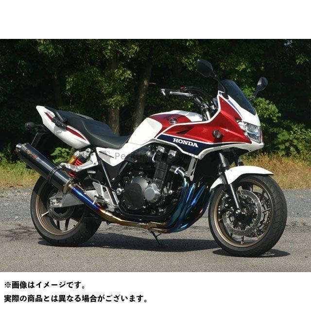【エントリーで最大P21倍】ノジマ CB1300スーパーフォア(CB1300SF) DLC-TITAN TYPE-SC NOJIMA