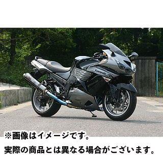 【エントリーで最大P21倍】ノジマ ZZR1400 DLC-TITAN フルエキゾースト NOJIMA