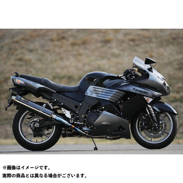 【エントリーで最大P21倍】ノジマ ZZR1400 DLC-TITAN TYPE-SC TWIN-TAIL NOJIMA