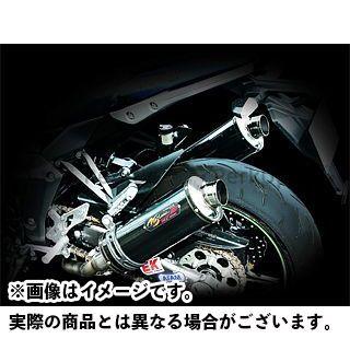 ノジマ ニンジャ1000・Z1000SX マフラー本体 DLC-TITAN 2本出しフルエキゾースト