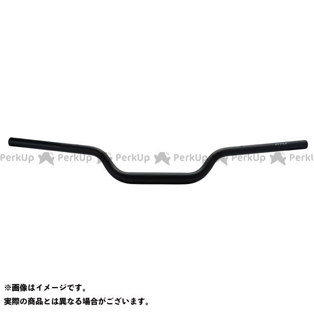 エフェックス トレーサー900・MT-09トレーサー イージーフィットテーパーバー(ブラック) メーカー在庫あり EFFEX
