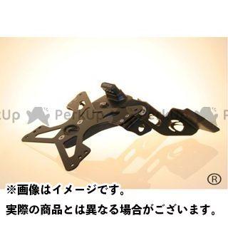 送料無料 エボテック XJ6N その他外装関連パーツ ナンバープレートホルダー YAMAHA XJ6(09-) フェンダーレスキット ホルダー単品