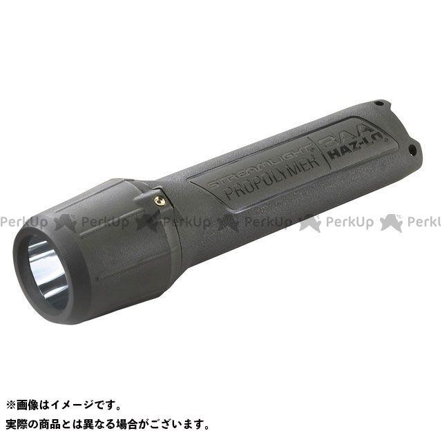 ストリームライト STREAMLIGHT 光学用品 評価 工具 海外輸入 無料雑誌付き プロポリマー 3AA 68721 HAZLO ブラック