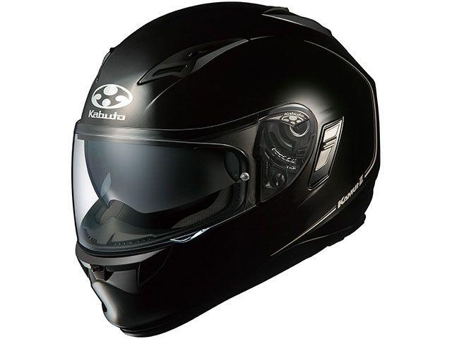 送料無料 OGK KABUTO オージーケーカブト フルフェイスヘルメット KAMUI-II(カムイ・2) ブラックメタリック S/55-56cm