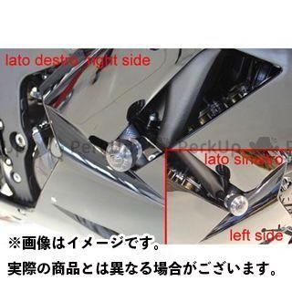 送料無料 エボテック ニンジャZX-6R スライダー類 ディフェンダー ZX6R(07-08)