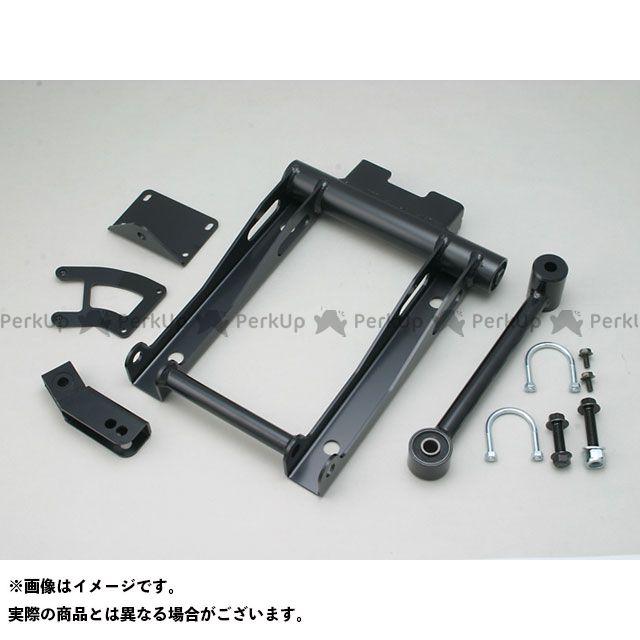 アディオ アドレスV125 アドレスV125G アドレスV125S ロングホイールベースキット 165mmLONG(ブラック)  ADIO