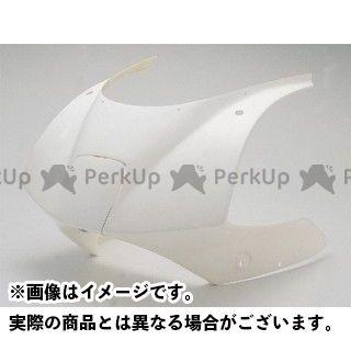 クリエイティブ・ファクトリー ポッシュ NSR50 アッパーカウル(ホワイト)