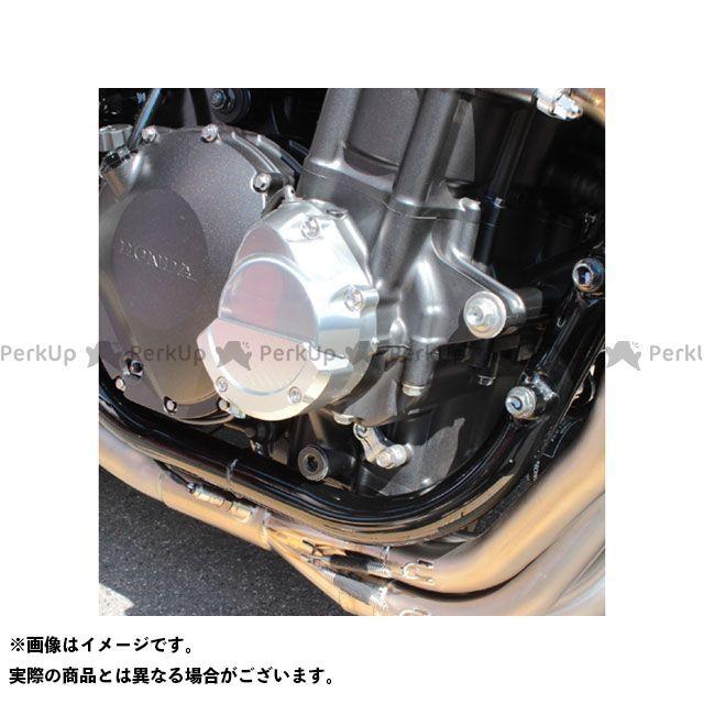ポッシュフェイス CB1300スーパーボルドール CB1300スーパーフォア(CB1300SF) エンジンガード カラー:レッド POSH Faith