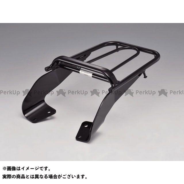 送料無料 キジマ GSR250 キャリア・サポート リアキャリア(ブラック)