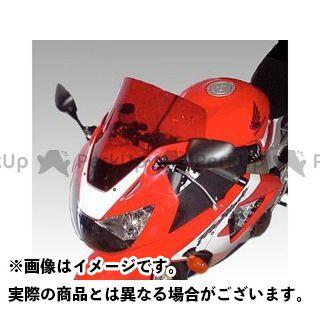 送料無料 イソッタ CBR900RRファイヤーブレード スクリーン関連パーツ HONDA CBR900 2000-2001年 ウインドシールド エアーフロー レッド