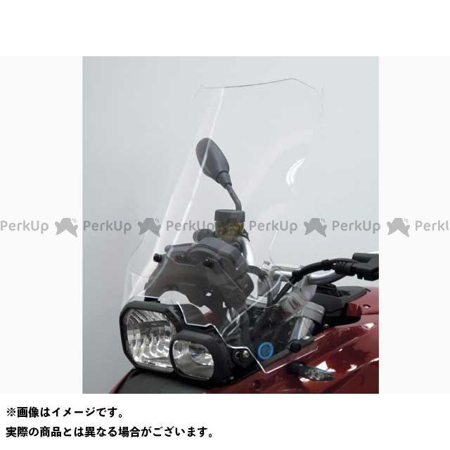 イソッタ F700GS BMW F700GS ハイプロテクション ラージ ウインドシールド クリア