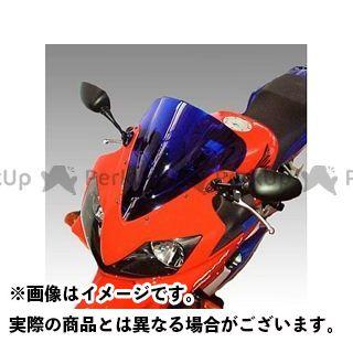 イソッタ CBR600F HONDA CBR600 2001-2002年 ウインドシールド ダブル バブル ブルー ISOTTA
