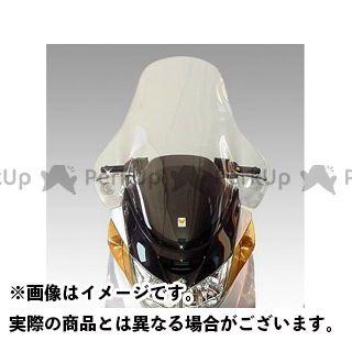 送料無料 イソッタ その他のモデル スクリーン関連パーツ SUZUKI スクーター Burgman AN 250/400 2003-2004年 ウインドシールド ハイプロテクション
