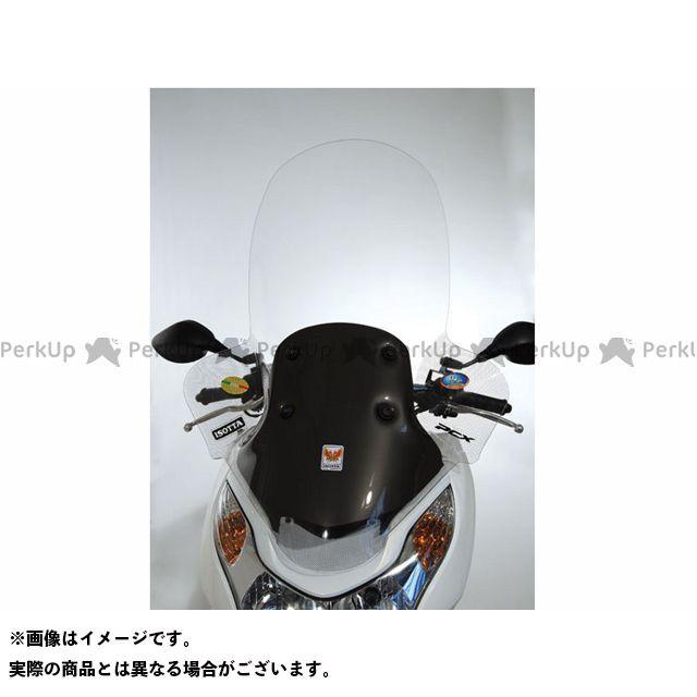 送料無料 イソッタ PCX125 スクリーン関連パーツ HONDA スクーター PCX 125 2010-2013 ウインドシールド - ハイプロテクション クリア