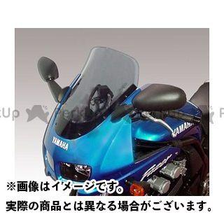 送料無料 イソッタ その他のモデル スクリーン関連パーツ YAMAHA FZF 600 Fazer 1999-2001年 ウインドシールド エアーフロー ブルー
