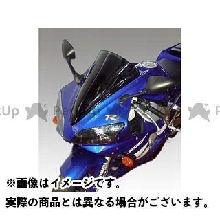 送料無料 イソッタ YZF-R1 スクリーン関連パーツ YAMAHA YZF-R1 2000-2001 ウインドシールド ダブル バブル ブルー